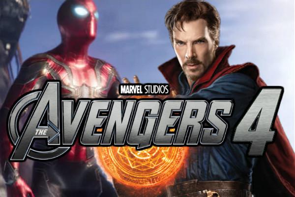 Spider Man Doctor Strange Avengers 4
