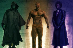 Glass: Full Trailer Unites Bruce Willis, James McAvoy AND Samuel L. Jackson