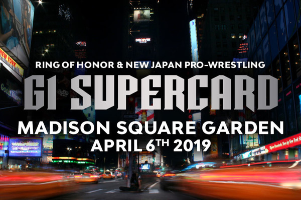 ROH NJPW MSH