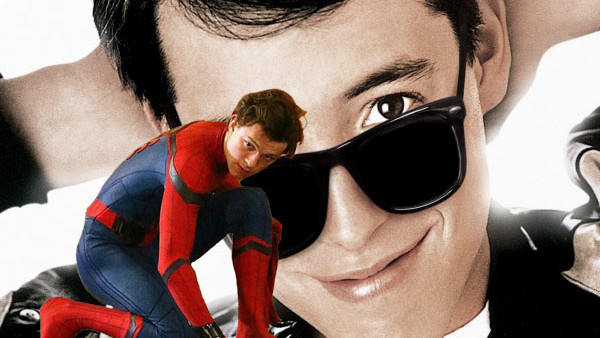 Spider Man Ferris Bueller