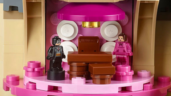 Harry Umbridge LEGO