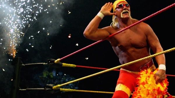 Hulk Hogan you wot mate