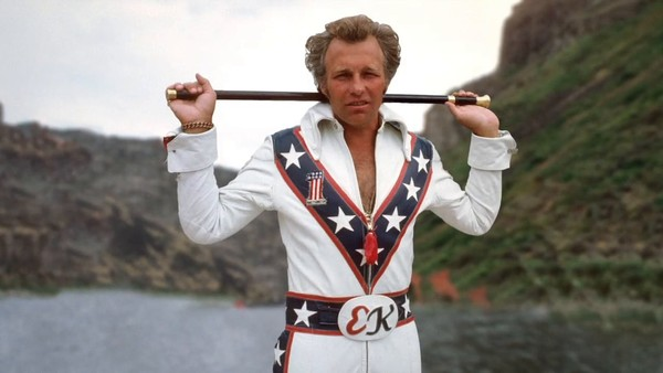 Evel Knievel Being Evel