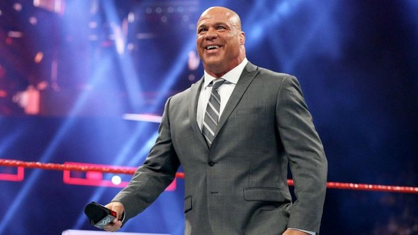 Kurt Angle 2016 return