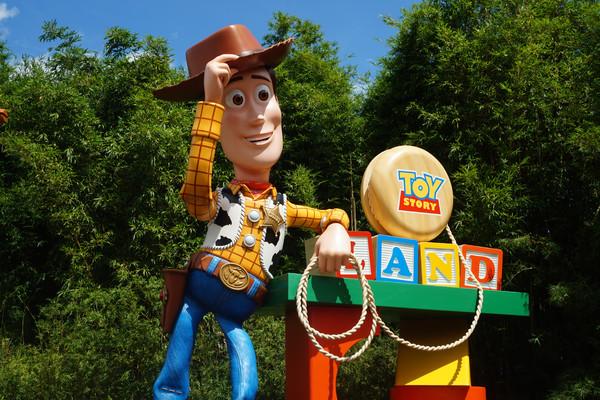 Toy Story Land Walt Disney World