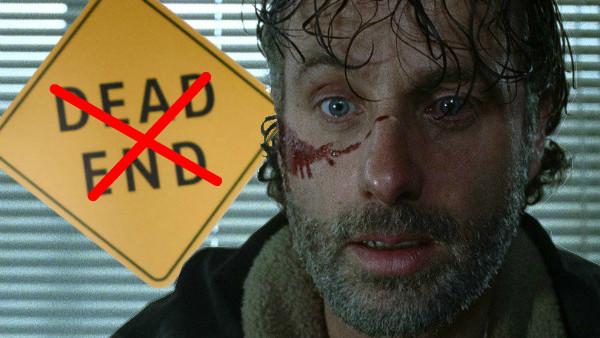 Rick Grimes Dead End