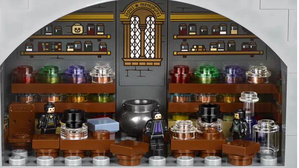 Snape Potions LEGO