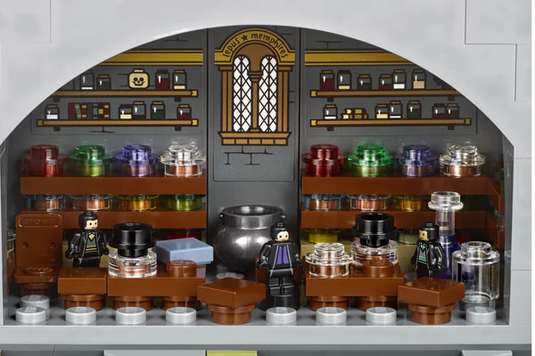 Snape Potions LEGO