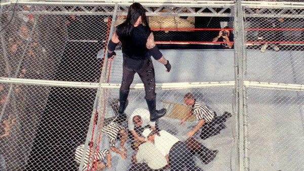Mankind The Undertaker King Of The Ring 1998