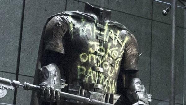 Dick Grayson Robin Suit In Batman V Superman