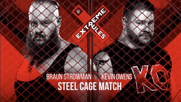 Kevin Owens Braun Strowman Extreme Rules