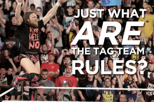 EXTREME RULES TAG TEAM