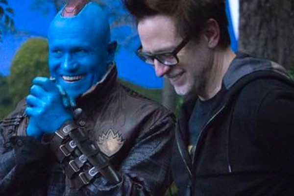 James Gunn Yondu