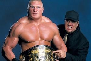 Brock Lesnar 2002