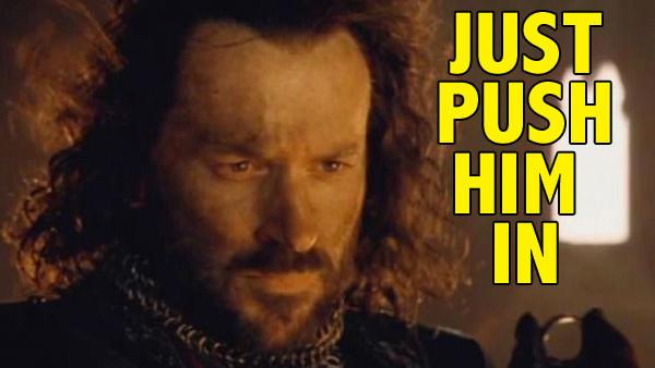 ISILDUR Lord Of The Rings
