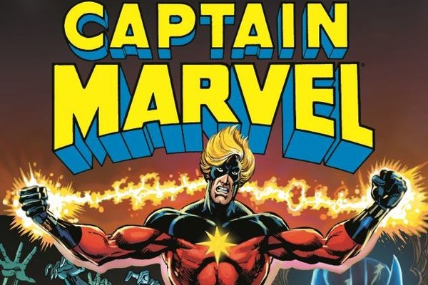 Captain Marvel the complete collection