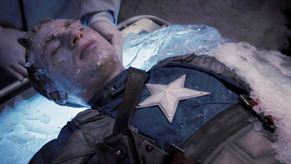 Science Explains How Captain America Really Survived Being