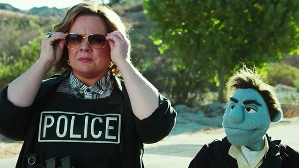 The Happytime Murders Phil Phillips Melissa McCarthy