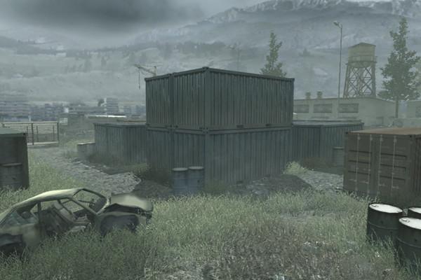 Call of Duty Shipyard