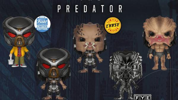 Predator Funkos