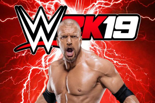 WWE 2K19 Triple H