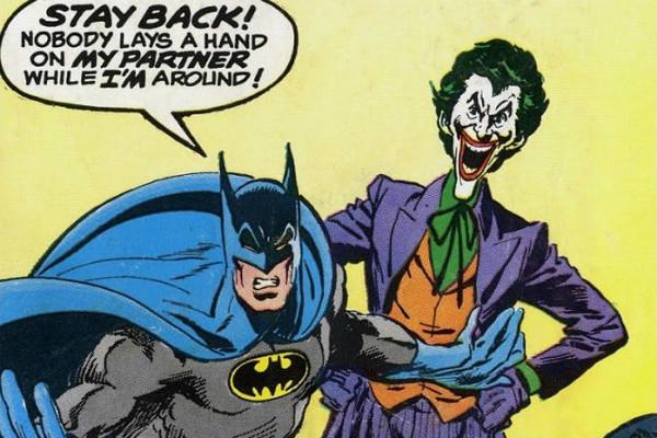 Batman Joker Team Up