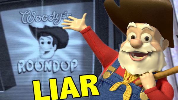 One Lie You Totally Missed In Toy Story 2