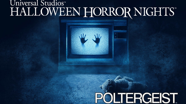 Poltergeist Universal Studios Halloween Horror Nights