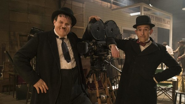 Stan and Ollie