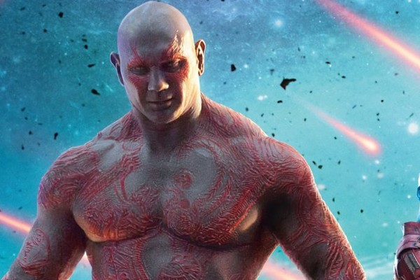 Drax Guardians Of The Galaxy Vol 2