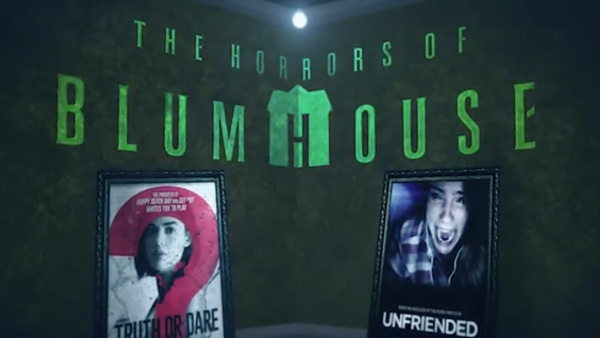 Blumhouse Halloween Horror Nights Univesal
