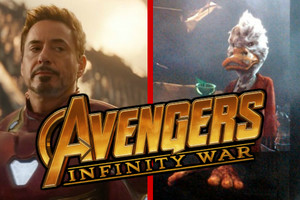 Howard The Duck Was Almost In Avengers: Infinity War
