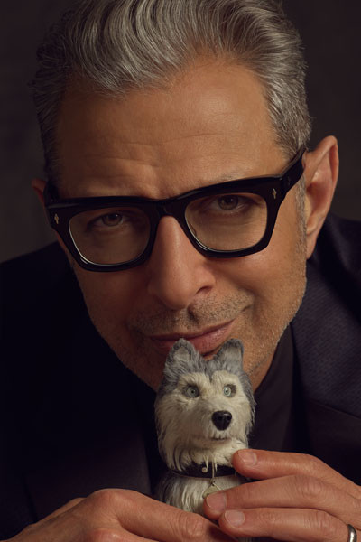 Jeff Goldblum Isle Of Dogs