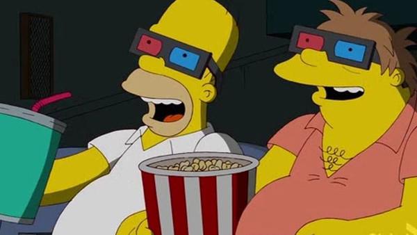 Were Fox Secretly Making The Simpsons Movie Sequel