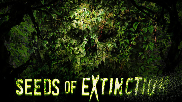 Seeds Of Extinction Halloween Horror Nights Universal Orlando