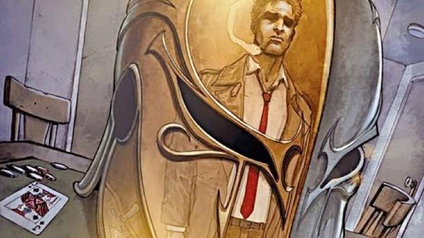 Doctor Fate Helmet Constantine