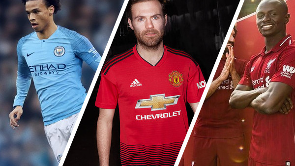 109b32bfc Premier League 2018/19 - Every Home Kit Ranked