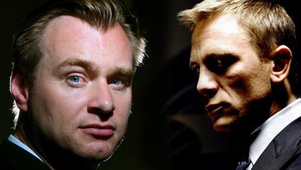 Chris Nolan Daniel Craig