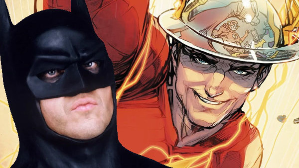 Batman Returns Flash