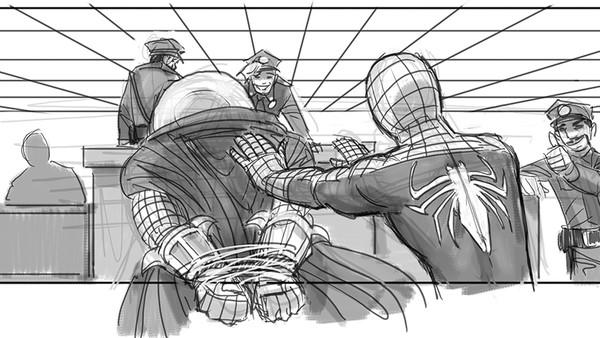 spiderman 4 mysterio