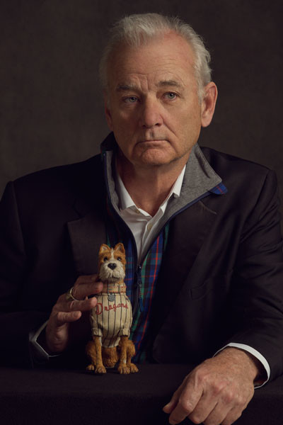 Bill Murray Isle Of Dogs