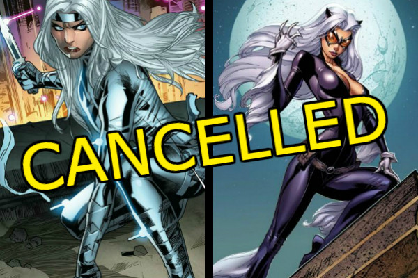 Silver And Black Cancelled