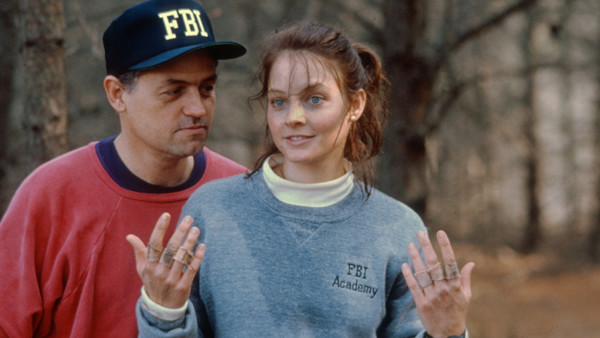 The Silence Of The Lambs Jodie Foster Jonathan Demme