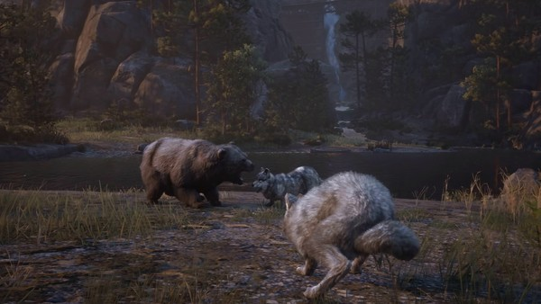 Red Dead Redemption 2 wildlife