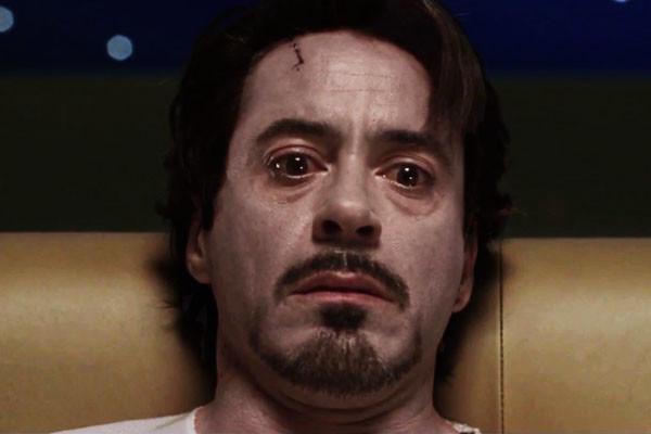 Tony Stark Iron Man 2