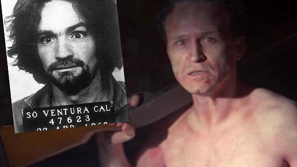 Charles Manson Tarantino