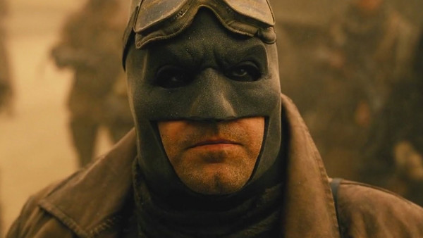 Batman V Superman Knightmare Zack Snyder