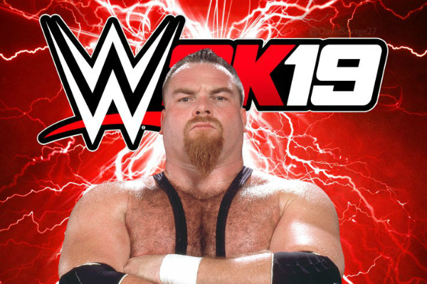 WWE 2K19 Jim Neidhart