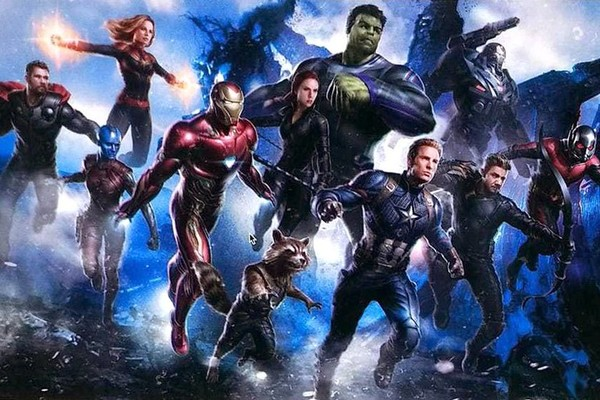 Avengers 4 Concept