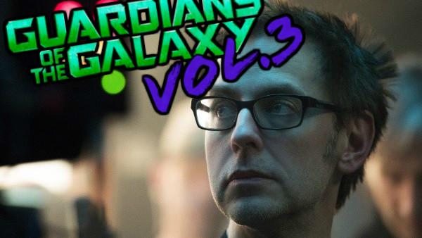 Gunn Guardians 3 James Gunn